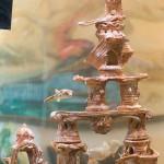 """""""Пирамида Нептуна"""". Частная квартира. Аквариум 180 литров."""